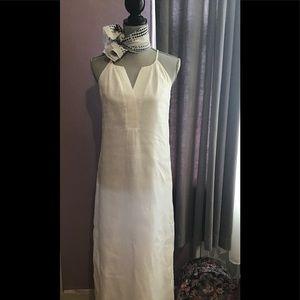 J.crew linen dress